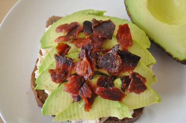 Avocado-Crabmeat Sandwiches