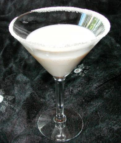 Vanilla Vodka Creamtini