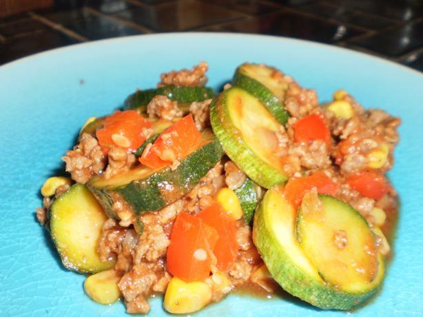 Bakinbaby's Zucchini Summer Casserole