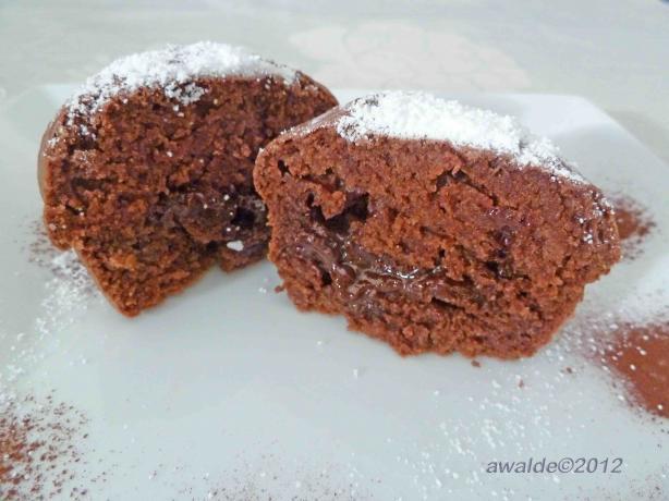 Molten Muffins