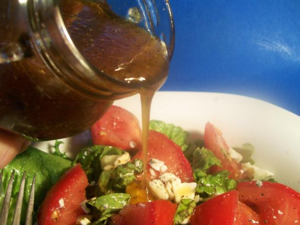 Paprika Salad Dressing
