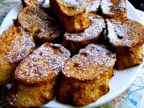 Pumpkin French Toast (Vegan)