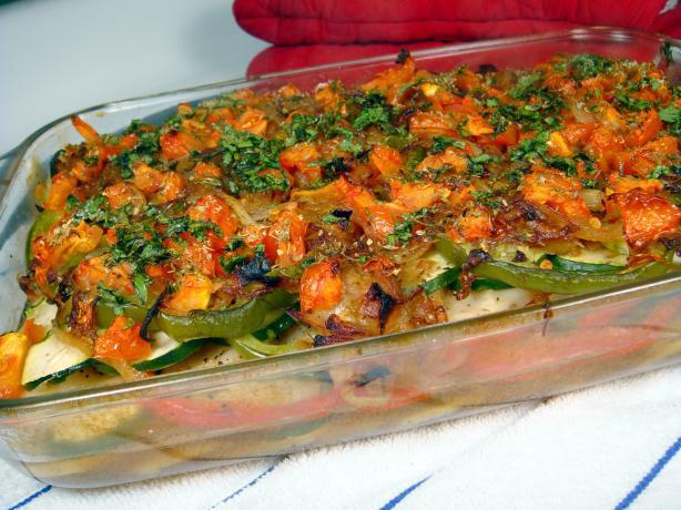 Greek Vegetable Medley
