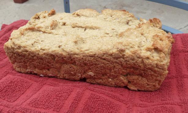 Gluten Free Oatmeal Bread