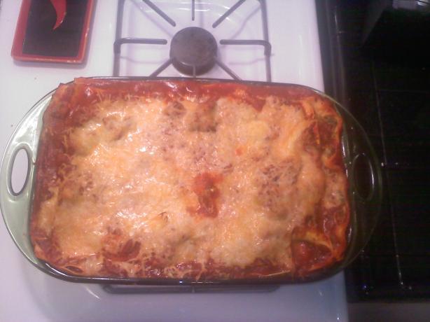 Sarah's Best Lasagna
