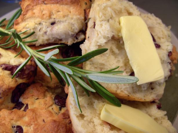 Olive and Rosemary Quickbread