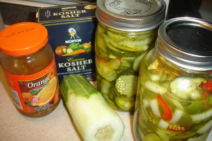 Bakinbaby's Bread and Butter Pickles