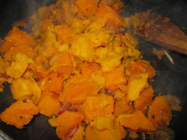 Ginger-Lemon Sweet Potatoes