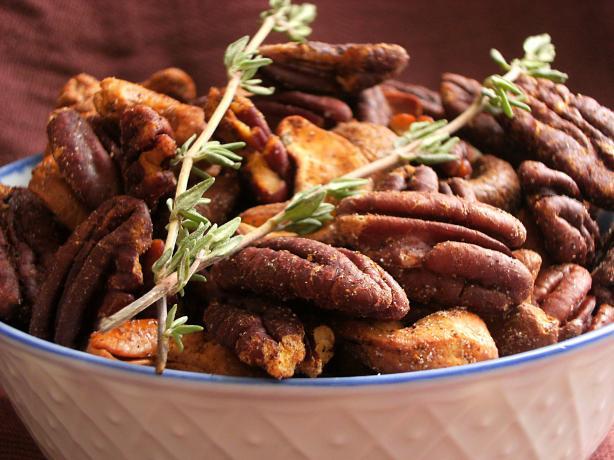 Herbed Nuts