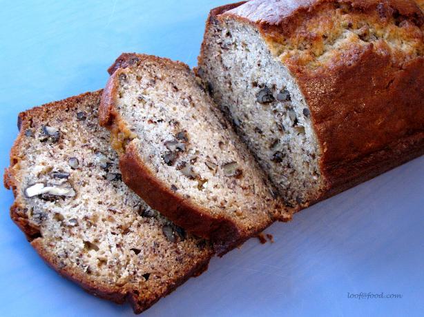 Sheila's Banana Bread