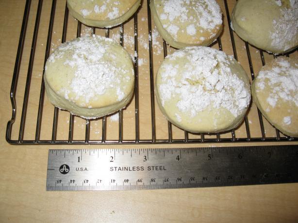 Iola's Sugar Cookies