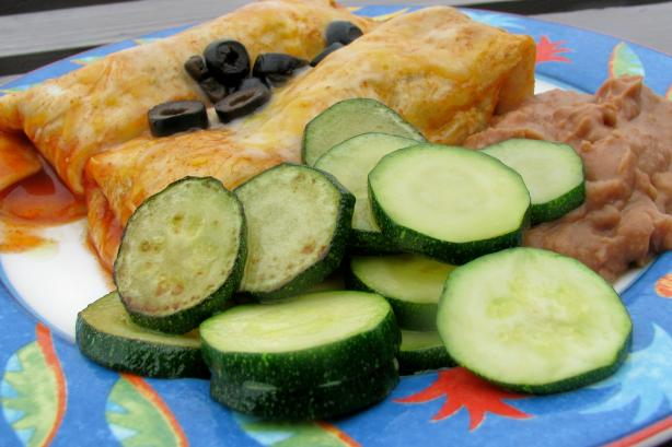 Super Simple Zucchini