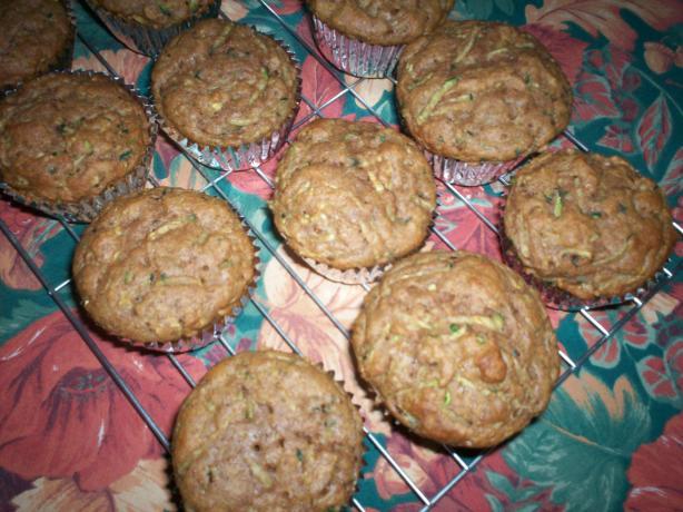Zuke Muffins