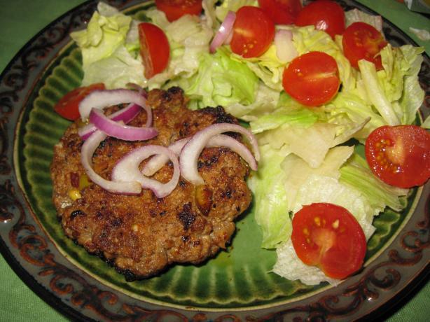 Mediterranean Chi-Chi Burgers