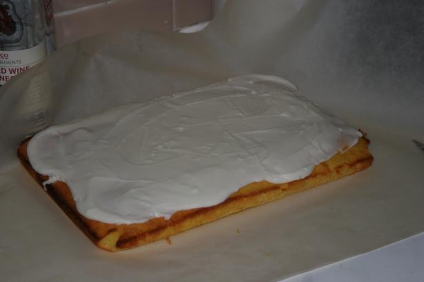 Lemon Tray Bake