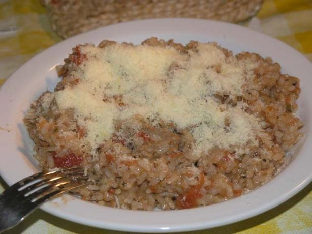 Nitko's Veal Risotto
