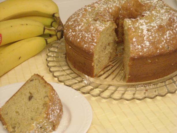 Kay's Banana Nut Cake