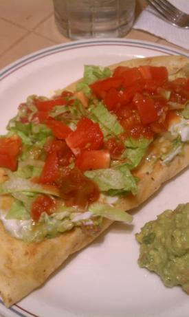 Dad's Famous Chicken Quesadillas