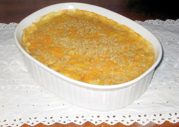 Grandma's Famous Macaroni and Cheese