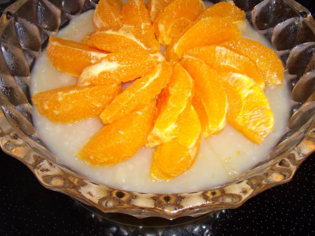 Lemon Sago