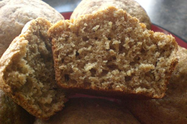 Never Ending Bran Muffins