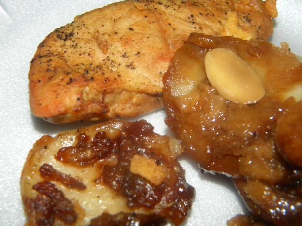 Savory Pork Chop Casserole