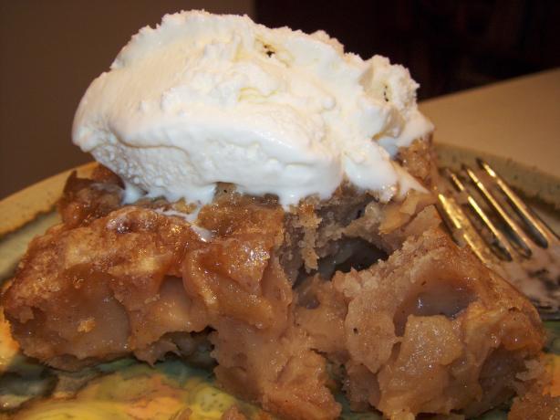 Gache Melee - Guernsey Apple Dessert