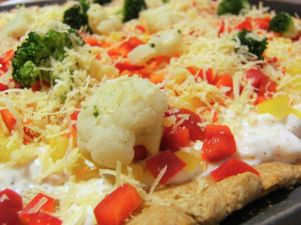 The Best Vegetarian Pizza
