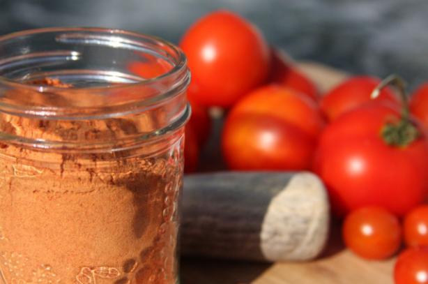Tomato Powder - Dehydrator