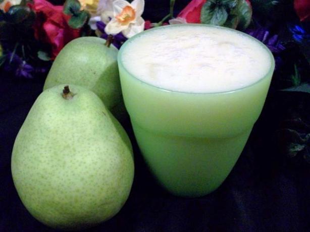 Pear Slush