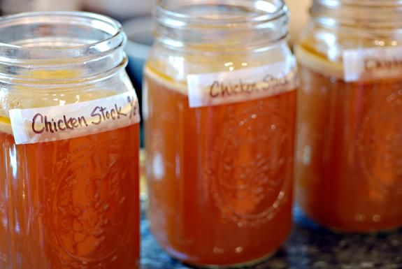 How-To: Roasted Chicken Stock