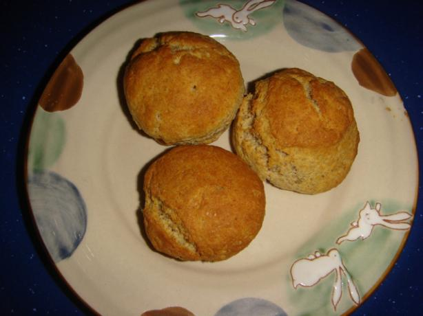 Health Conscious Basic Biscuit Recipe