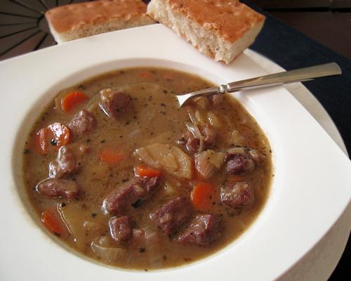 Queen Victoria's Brown Windsor Soup