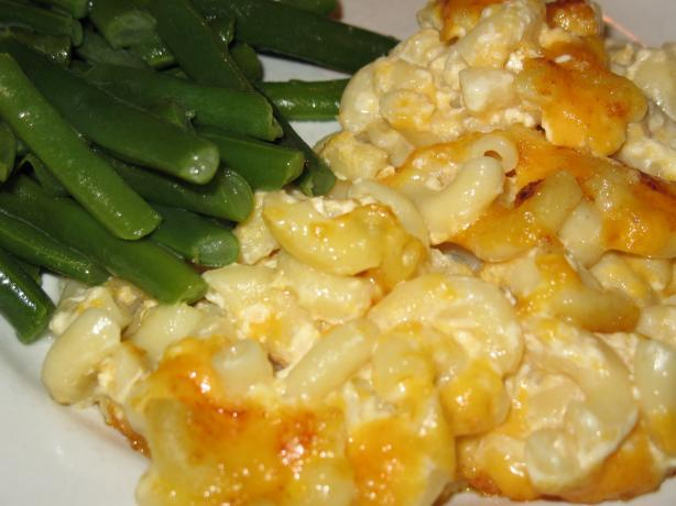 Mel's Marvelous Mac and Cheese