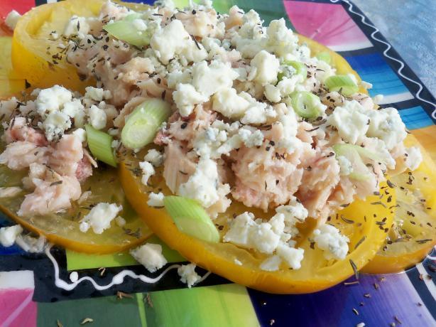 Tuna-Tomato Salad
