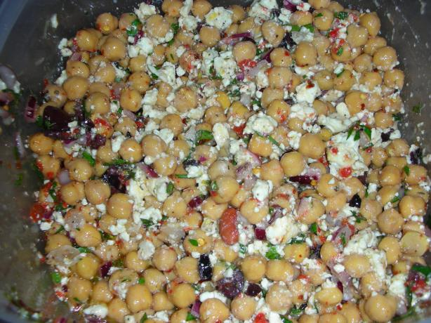 Emeril's Chickpea Salad