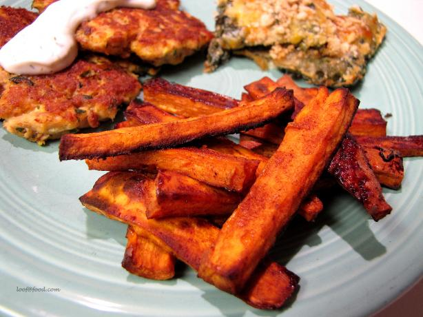 Memphis Sweet Potato Fries