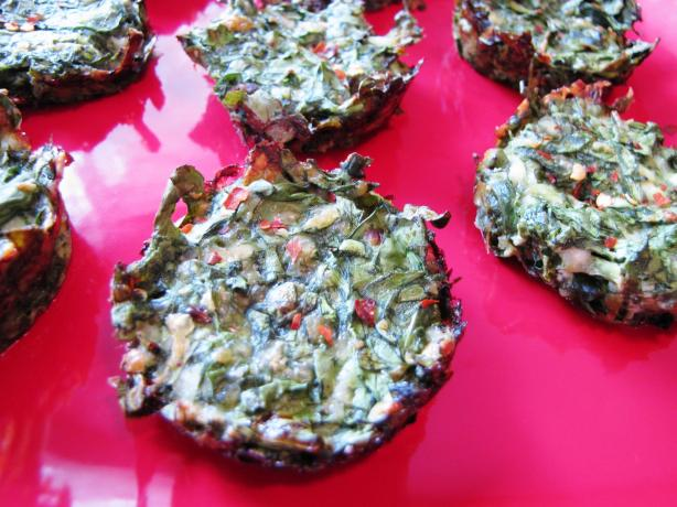Healthy Spinach Cheese Cakes