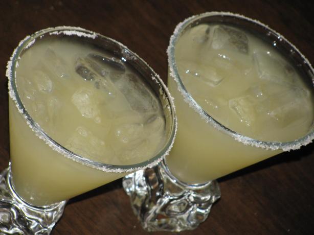 Ally's Low-Cal Margarita