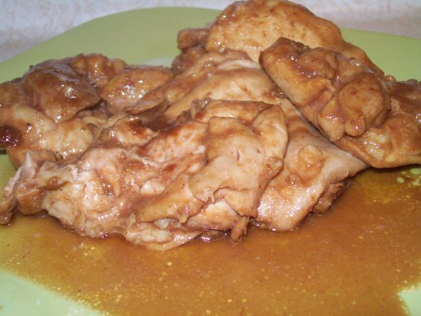 Dump Coke/Bbq Chicken (Oamc)