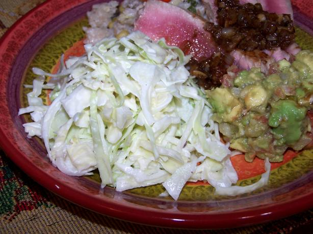 Littlemafia's Cabbage and Caraway Salad/ Coleslaw