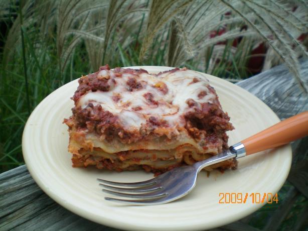 Clifton Street Lasagna