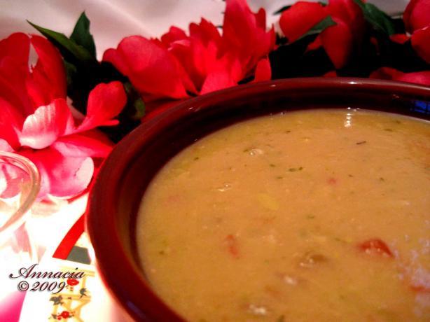Floridanative's Artichoke & White Bean Soup