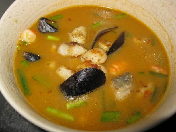 Zuppa Di Pesce Castagna