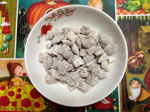 Rocky Road Puppy Chow