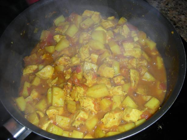 South African Curry
