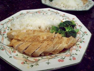Lemon Chicken Teriyaki