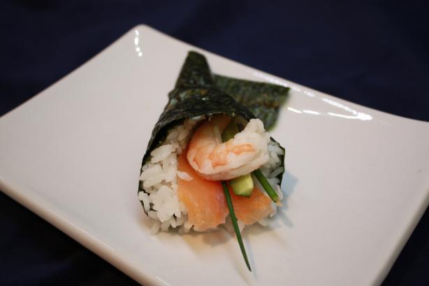 Sushi Cones - Temaki