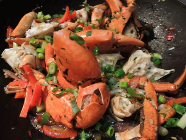 Ginger Mud Crabs