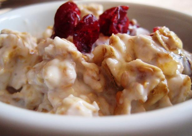 Cranberry Muesli